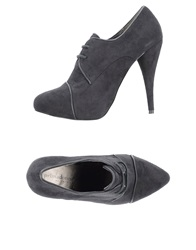 Prima Donna Primadonna Lace Up Shoes Black