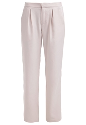 Mbym Pica Trousers Pale Blush Nude