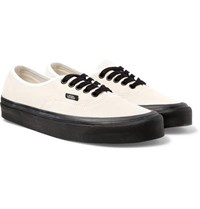 Vans Anaheim Authentic 44 Dx Suede Sneakers White