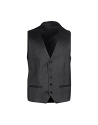Gai Mattiolo Vests Steel Grey