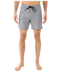 Tavik Continual Boardshorts Black Men's Swimwear