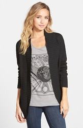 Element 'Monterey' Cardigan Black