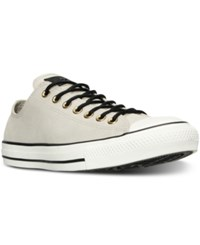 Converse Men's Chuck Taylor All Star Lo Corduroy Casual Sneakers From Finish Line Burlap