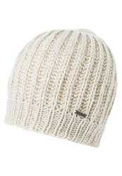 Element Mella Hat Ivory Off White