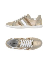 Frankie Morello Footwear Low Tops And Trainers Women Beige