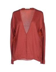 Every.Day.Counts Every. Day. Counts Cardigans Maroon