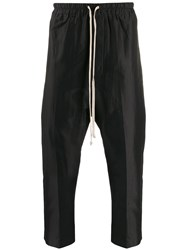 Rick Owens Cropped Track Pants 60