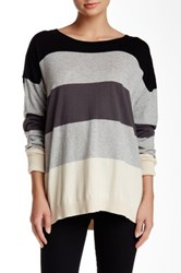 Planet Varsity Stripe Sweater