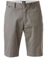 Fox Men's Essex Shorts Gunmetal