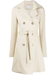 Patrizia Pepe Double Breasted Coat 60