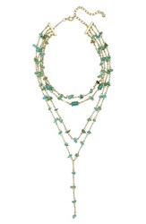 Baublebar Women's Mitra Layered Y Necklace