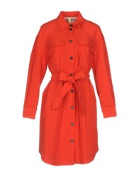 Attic And Barn Overcoats Red