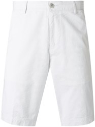 Hugo Boss Crigan Shorts Men Cotton 52 White