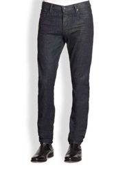 Ralph Lauren Black Label Straight Leg Jeans Dark Indigo