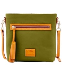 Dooney And Bourke Patterson Small Crossbody Olive