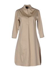 Blanca Luz Dresses Knee Length Dresses Women Khaki