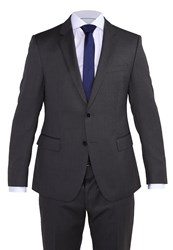 Joop Herbyblayr Suit Anthrazit Grey