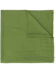N.Peal Pashmina Stole Green