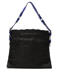 Mara Mac Woven Leather Tote Bag 60