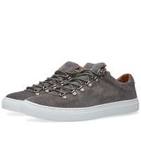 Diemme Marostica Low Grey Velour Suede