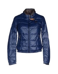 Piero Guidi Down Jackets Blue