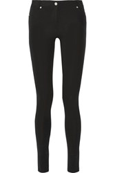 Givenchy Stretch Twill Leggings Black
