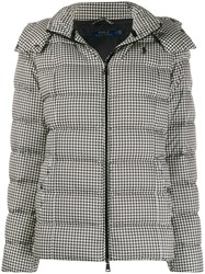 Polo Ralph Lauren Houndstooth Puffer Jacket 60