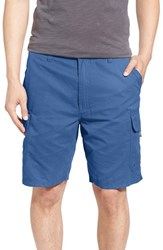 Quiksilver Men's Waterman Collection 'Maldive 9 Inch' Cargo Shorts Highrise