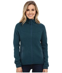 Arc'teryx Covert Hoody Marine Women's Sweatshirt Blue