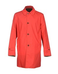 Museum Coats And Jackets Full Length Jackets Men Red