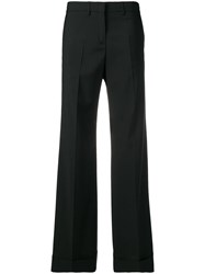 Paul Smith Ps By Flared Trousers Black