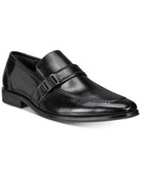 Unlisted Kenneth Cole Men's Mu Stash Loafers Men's Shoes Black