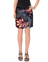 Roberto Cavalli Skirts Mini Skirts Women Blue