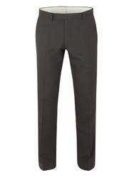 Racing Green Barnes Puppytooth Tailored Trouser Grey