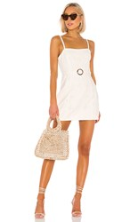 Minkpink To The Coast Broderie Dress. White