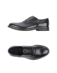 Alberto Guardiani Lace Up Shoes Black