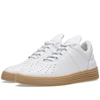 Filling Pieces Low Top Body Tabs Sneaker White