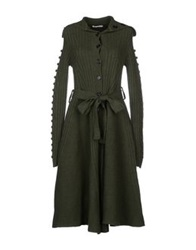 Blayde Cardigans Military Green