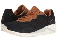 Onitsuka Tiger By Asics Gel Lique Black Cathay Spice Athletic Shoes