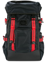 Makavelic Limited Edition Timon Flare Backpack Black