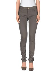 Superfine Trousers Casual Trousers Women Khaki