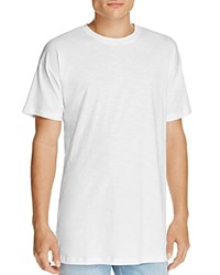 Hugo Doracle Long Fit Tee 100 Exclusive White