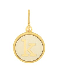 Alex And Ani Initial Charm K