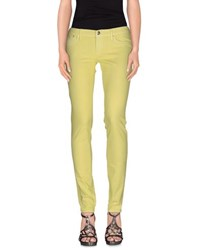Gas Jeans Gas Denim Denim Trousers Women Yellow