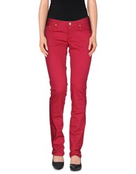 Wesc Trousers Casual Trousers Women Garnet