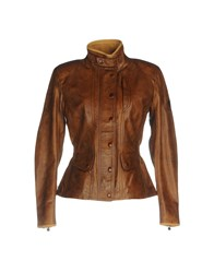 Matchless Jackets Brown