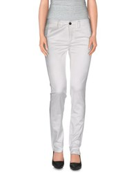 Laltramoda Trousers Casual Trousers Women White