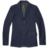 Nigel Cabourn Business Jacket Indigo Cotton
