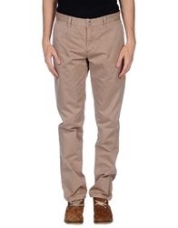 Sun 68 Casual Pants Dove Grey