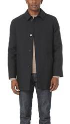 A.P.C. Preston Mac Jacket Faux Noir